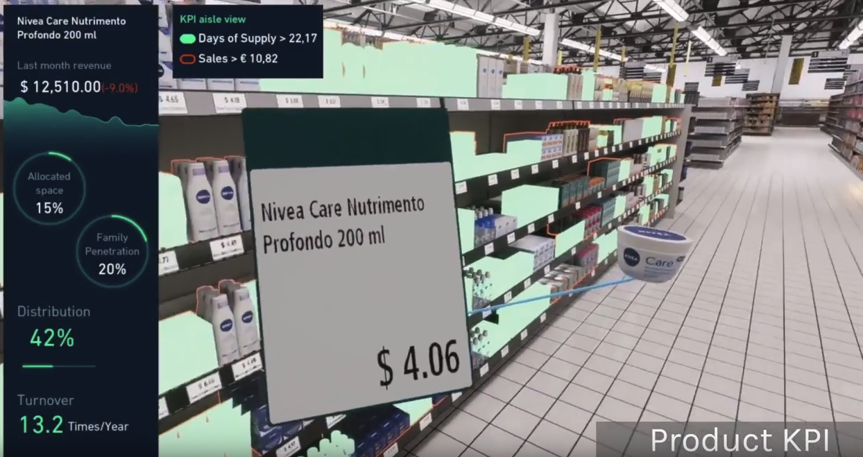 VR commerce