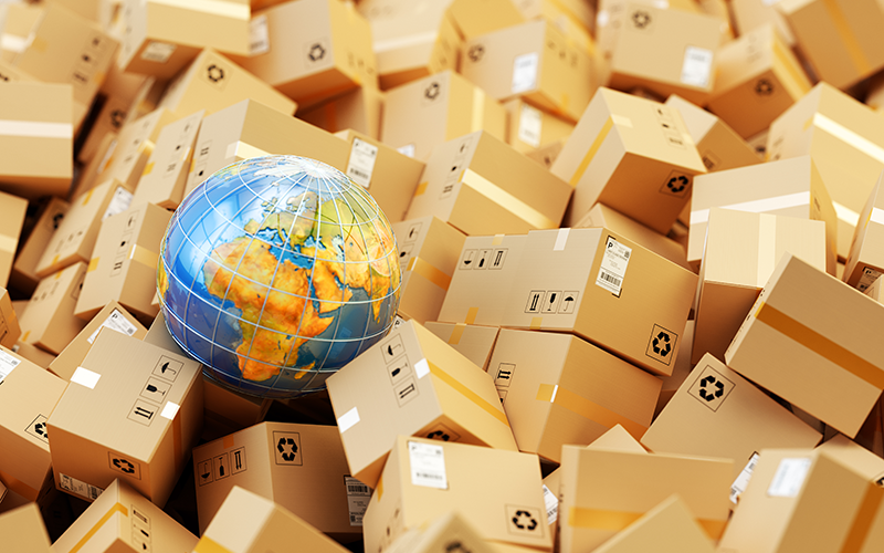 Going Global: 5 Steps to E-Commerce Internationalisation