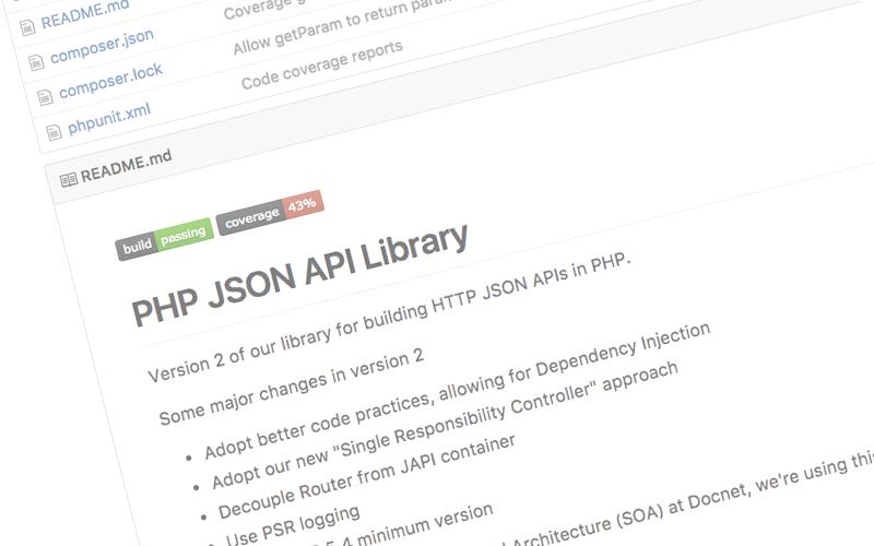 HTTP JSON API OK?